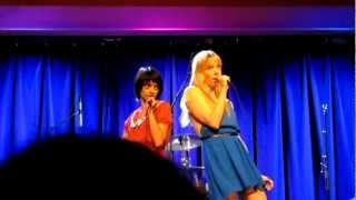 garfunkel and oates this party took a turn musikfest caf bethlehem pa 10 06 12