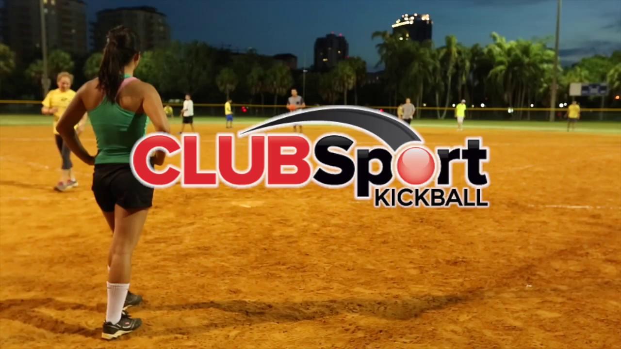 Adult Kickball Leagues by Club Sport