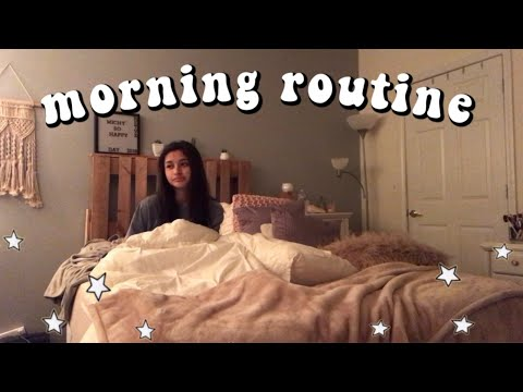 a REALISTIC school morning routine | 2019