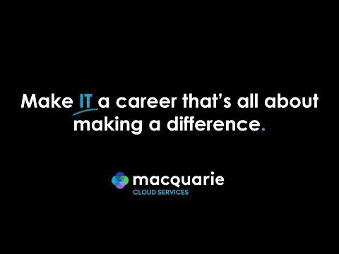 Engineering Graduate Program at Macquarie Cloud Services