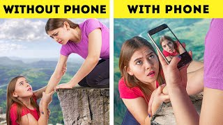 Life Without Smartphones vs With Smartphones / How It Was?
