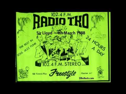 TKO ~ 04/03/1988 ~ London Pirate Radio [R001]