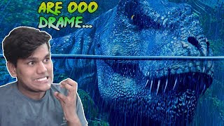 REALISTIC GRAPHICS DINOSAUR GAME *SCARY*