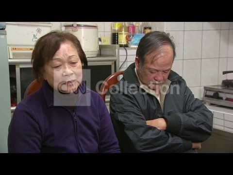 TAIWAN: PILOT'S MOTHER SAYS SHE IS PROUD OF SON