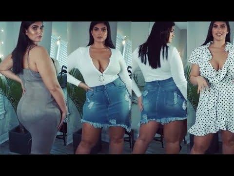 fdeb3409d08 Fashion nova plus size dress 2018-what do I wear today   https   youtu.be 9prT3oDw280 Fashion Big Size Dress. Video and large size  fashion videos and fashion ...