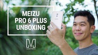 Meizu Pro 6 Plus Unboxing & Hands-On