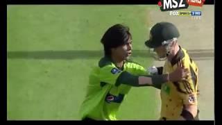 vuclip Muhammad Amir Destroyed Australian Batting W W W W W W W T20 Series 2010