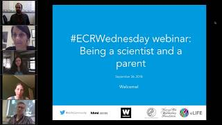 eLife Community Webinar Series – Being a scientist and a parent thumbnail