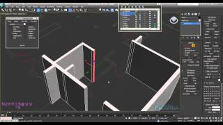 3ds Max Modelling a Complete Apartment Part 1(LESSON FILE: http://bunnyboxx3d.weebly.com/lesson-files.html This is a step by step 3D Modelling Tutorial to show various techniques and uses of tools on ..., 2012-04-16T00:08:53.000Z)