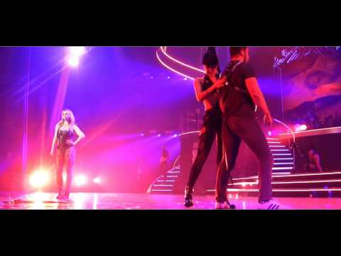 Britney Spears - Freakshow feat Lance Bass  - Live From Las Vegas - POM (DVD) HD 1080p