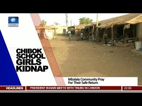 Mbalala Community Prays For Safe Return Of Chibok School Girls