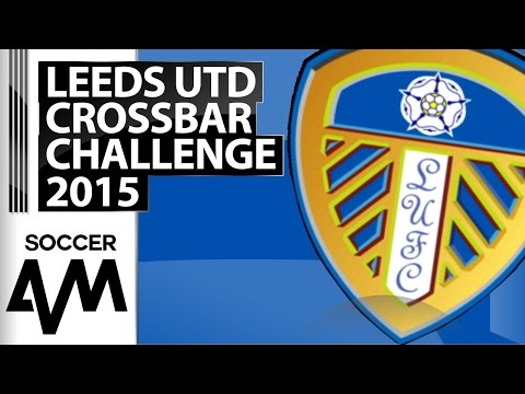 Crossbar Challenge - Leeds United