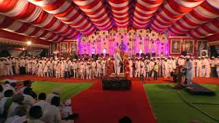 Pandharinath maharaj aaru kirtan chal deglur,pakhawaj sath gambir maharaj awchar