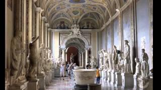 Музей Ватикана(Ватикан – государство в государстве в центре Италии – несмотря на свой крошечный размер, владеет басносло..., 2014-08-04T03:17:24.000Z)