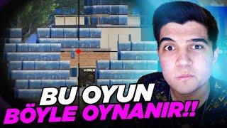SENARYOYU YAZDIM DÜŞMANLAR OYNADI!! | PUBG Mobile