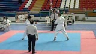karate shotokan tacna torneo 28 de febrero 2010 en el coliseo cerrado per