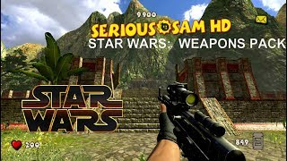 Serious Sam Fusion 2017 (beta) - [Weapon Resource] Star Wars Weapon Pack