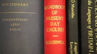 UCL English Linguistics MA