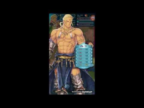 Fire Emblem Heroes - Torre de práctica: Cuarto Nivel