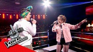 Joyce en Melanie zingen 'That's Alright' | The Battles | The Voice van Vlaanderen | VTM