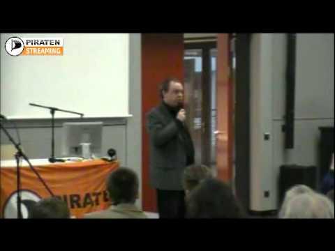 "PPI Conference Friedrichshafen - Keynote ""Why are you here?"" - Rick Falkvinge"