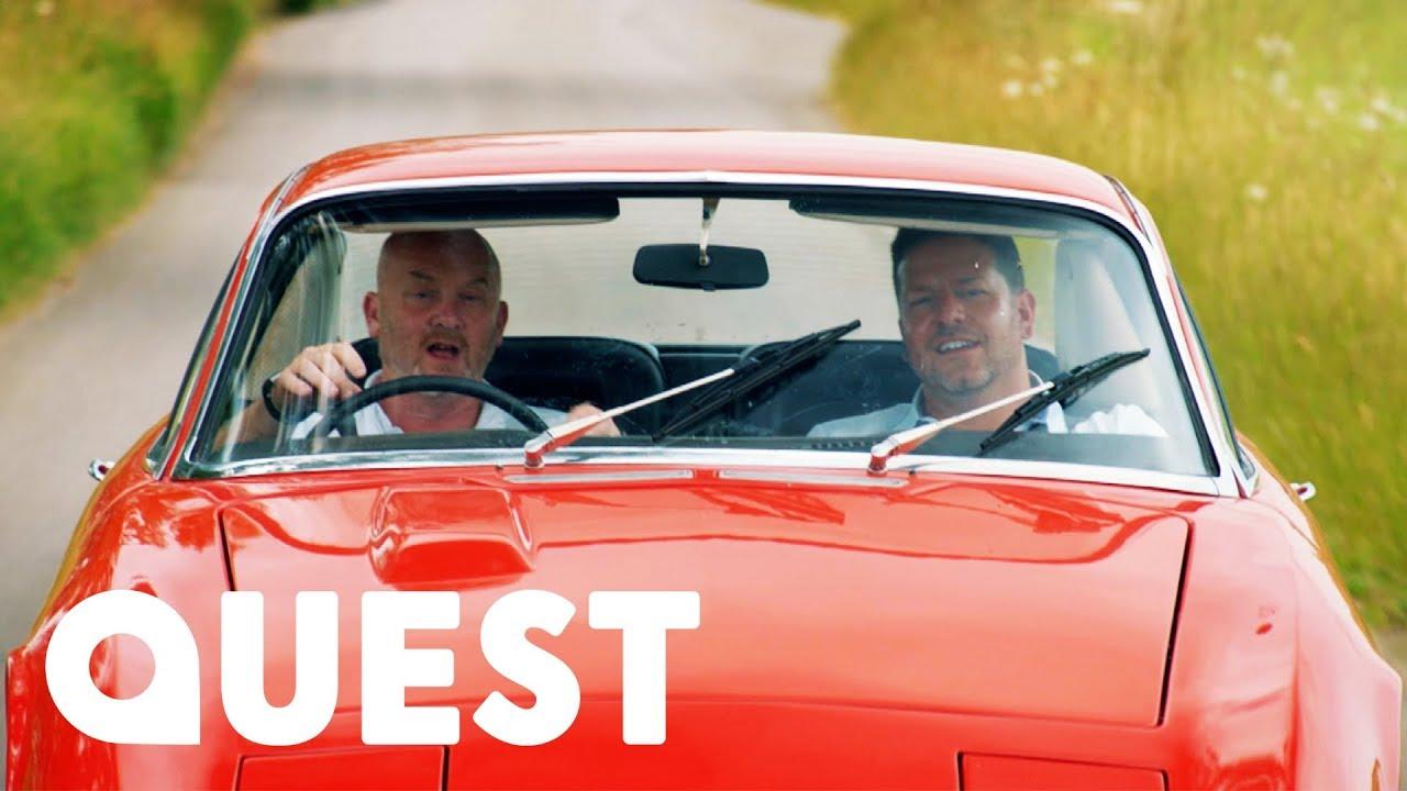 LOTUS | Sneak-Peeks Of Upcoming Salvage Hunters Classic Cars - YouTube