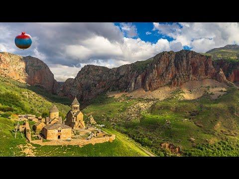 Монастырь Нораванк ( Նորավանք / Noravank Monastery )