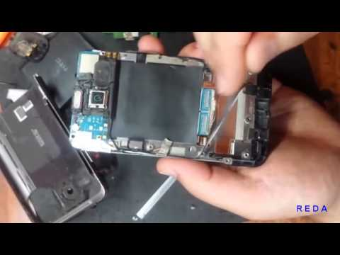 HTC Desire HD assembly & disassembly & Repair замена тачскрина
