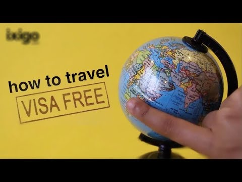how to travel without any visa