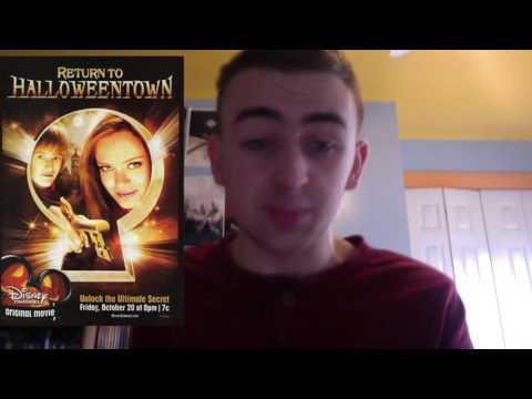Return to Halloweentown movie review w/ Kevin Falk