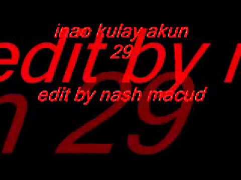 New Maranao Song Inao Kulay Akun Lyrics 2014