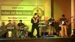 Joy Bhattacharjee Live(bachna aye hasino)Corporate show-Indian Oil.mpg