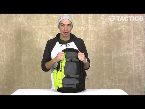 Dakine 2013 Mission Backpack Review - Tactics.com