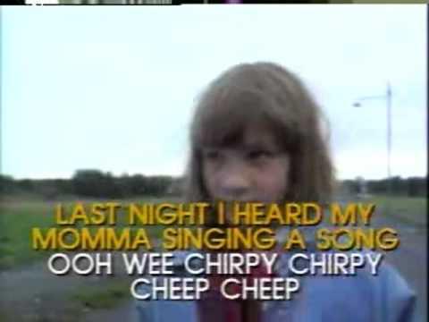 Chirpy Chirpy Cheep Cheep - Video Karaoke (Pioneer)