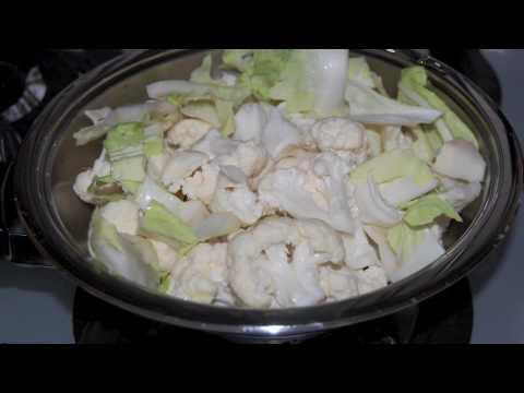 Ricette toscane cavolo strascicato youtube for Ricette toscane