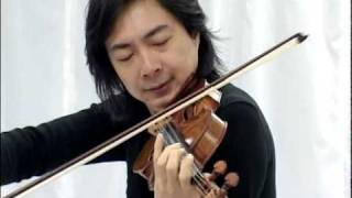 Paganini Variations on the G String on Rossini's Moses