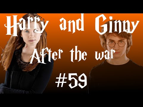 harry and ginny dating after the war fanfiction