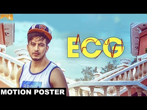 ECG (Motion Poster) Mohabbat Brar | White Hill Music | Releasing On 20th September