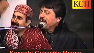 Idhar zindagi ka janaza by attaullah khan esa khelvi MianwaliRisingformuli1   Video Dailymotion