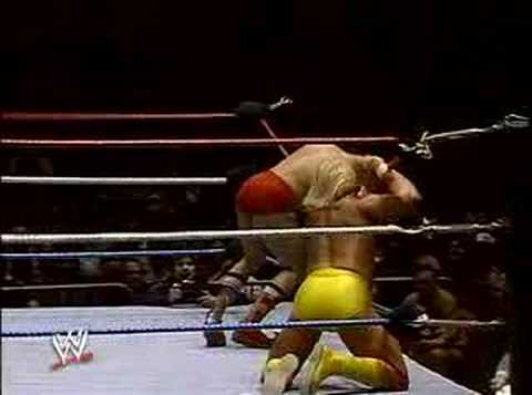 Hulk Hogan vs. The Iron Sheik