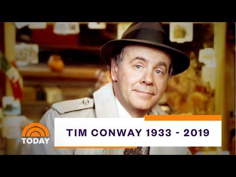 Remembering Tim Conway: 'Carol Burnett Show' Star Dies At 85   TODAY