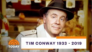 Remembering Tim Conway: 'Carol Burnett Show' Star Dies At 85