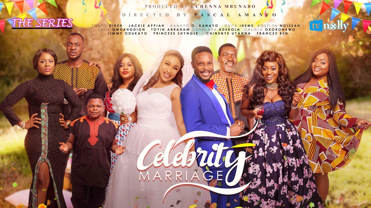 CELEBRITY MARRIAGE EPISODE 1