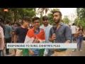 Fans Listen To Sunil Chhetri's Plea
