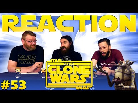 "Star Wars: The Clone Wars #53 REACTION!! ""Hunt For Ziro"""