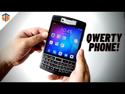 UNIHERTZ TITAN - Ang Phone Na May QWERTY Keyboard!