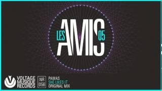 Pawas - She likes it (Original Mix) // Voltage Musique // Official