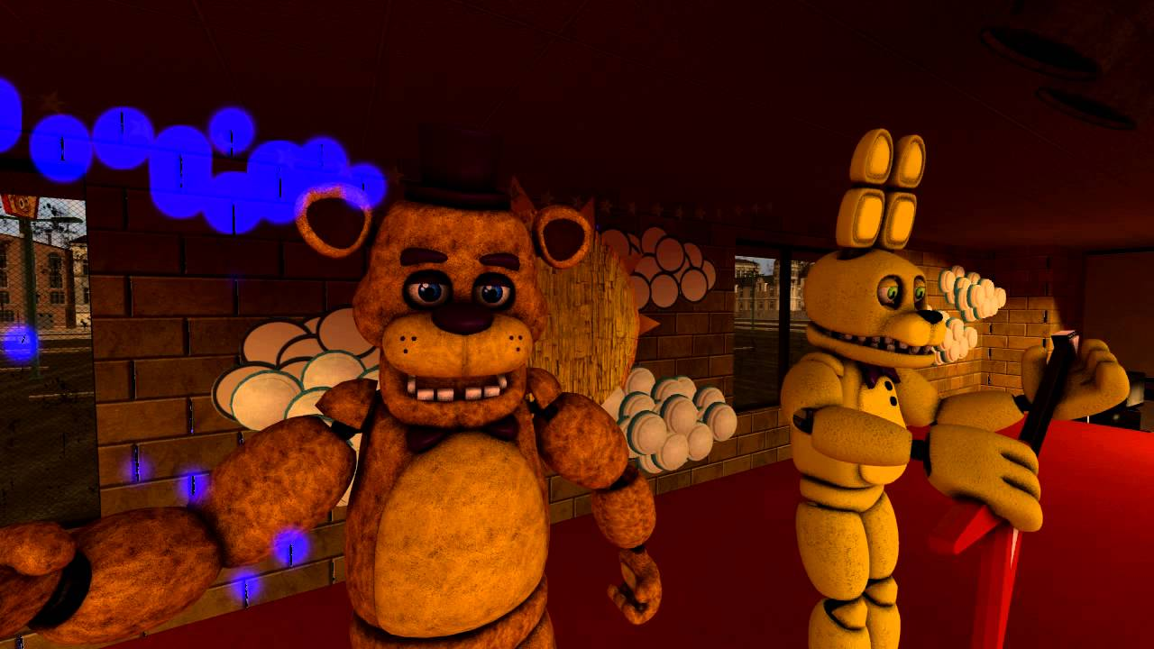 Five Nights At Freddy's: The Bite of 87' Movie  PREVIEW!