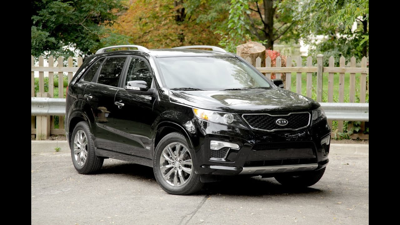 2013 Kia Sorento Review   SO MUCH MORE ON THE INSIDE   YouTube