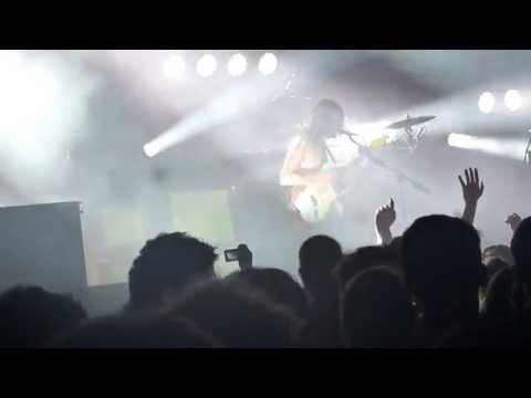 "BIFFY CLYRO ""LITTLE HOSPITALS"" @ GLASGOW BARROWLAND 2014 (3RD NIGHT)"